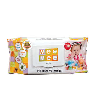 MEE MEE PREMIUM BABY WET WIPES