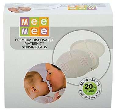 Mee Mee Premium Disposable Maternity Nursing Pads