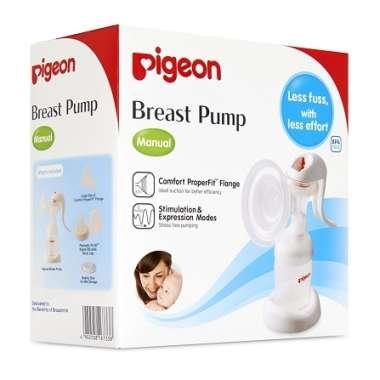 Pigeon Breast Pump Manual