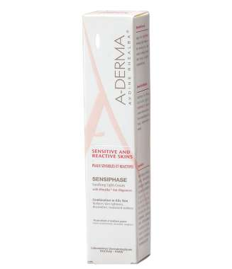 A-Derma Sensiphase Cream