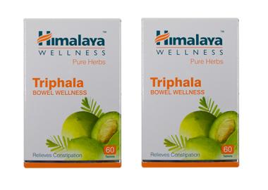 HIMALAYA TRIPHALA TABLET PACK OF 2