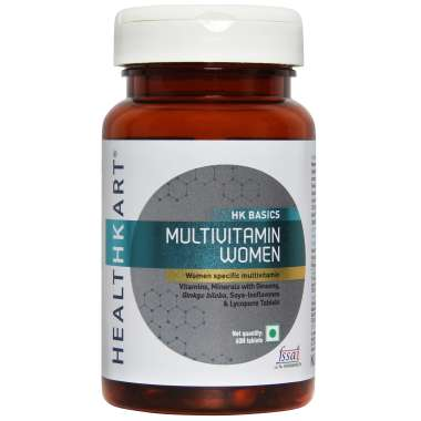 HealthKart Multivitamin Women Tablet