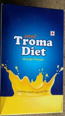 TROMA DIET POWDER ORANGE