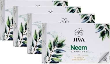 Jiva Neem Soap Pack of 4