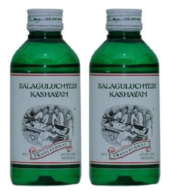 Kairali Balaguluchyedi Kashyam Pack Of 2
