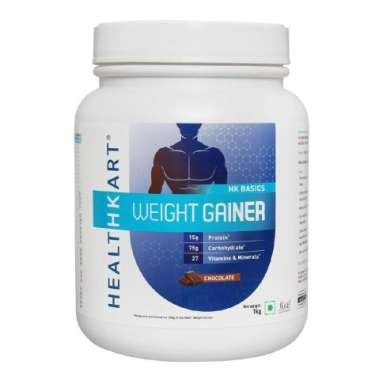 HealthKart Weight Gainer Powder Chocolate