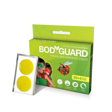 Bodyguard Natural Anti-Mosquito Patch