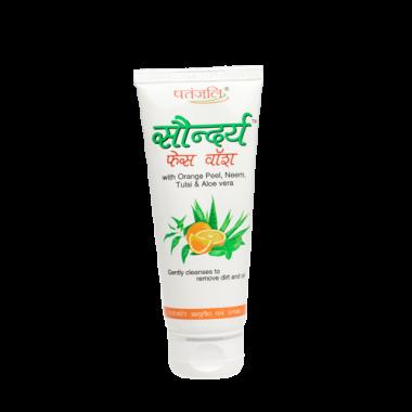 Patanjali Saundraya Face Wash