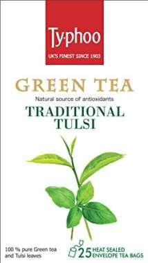 Typhoo Green Tea Tulsi