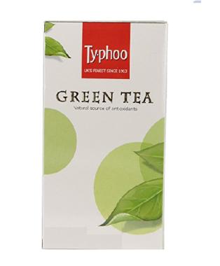 Typhoo Green Tea Bag Foil