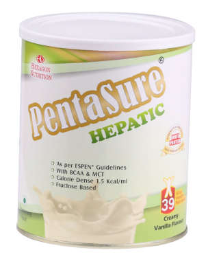 Pentasure Hepatic Powder Creamy Vanilla