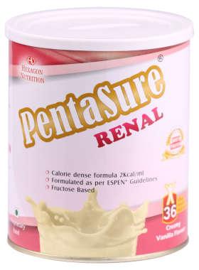 Pentasure Renal Powder Creamy Vanilla