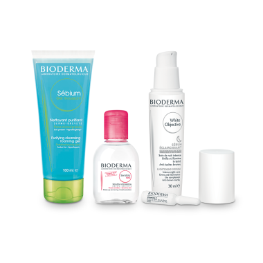BIODERMA Night Routine Combo Pack with Travel Pack