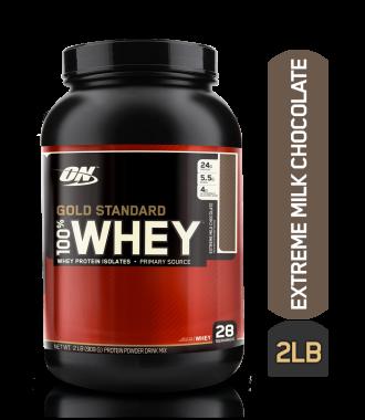 Optimum Nutrition (ON) Gold Standard 100% Whey Extreme Milk Chocolate