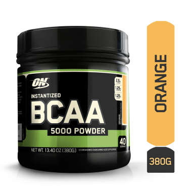 Optimum Nutrition (ON) Instantized BCAA 5000 Orange