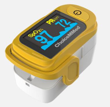 ChoiceMMed MD300C2D Fingertip Pulse Oximeter