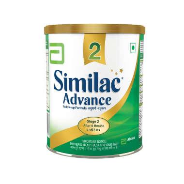 Similac Advance Infant Formula Stage 2
