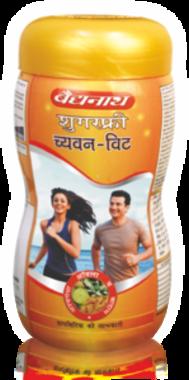 Baidyanath Chyawan-Vit Sugarfree Chyawanprash