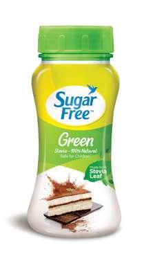 Sugar Free Green Stevia Powder