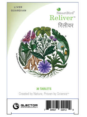 Smartbird Reliver 500mg Tablet Green