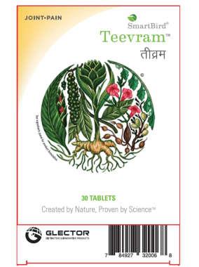 Smartbird Teevram 500mg Tablet Green