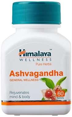 Himalaya Ashvagandha Tablet Pack of 3