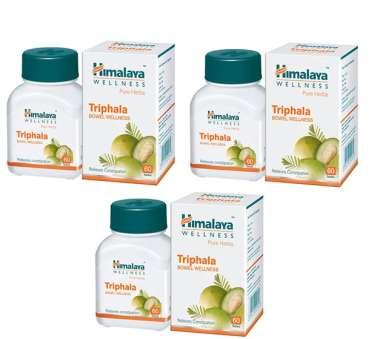 Himalaya Triphala Tablet Pack of 3