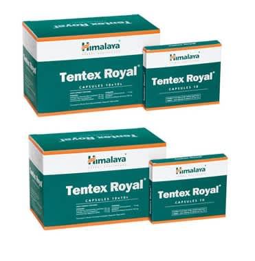 Himalaya Tentex Royal Capsule Pack of 2