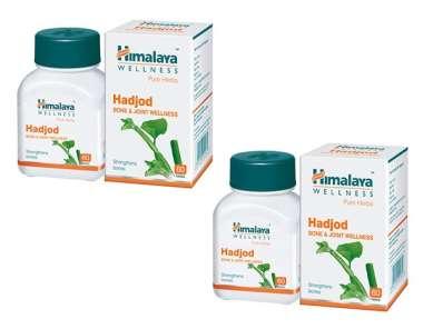 Himalaya Hadjod  Tablet Pack of 2