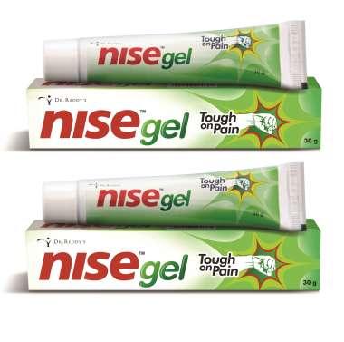 Nise Gel Pack of 2