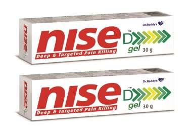 Nise D Gel Pack of 2