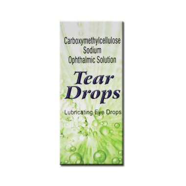 TEAR DROPS EYE DROP