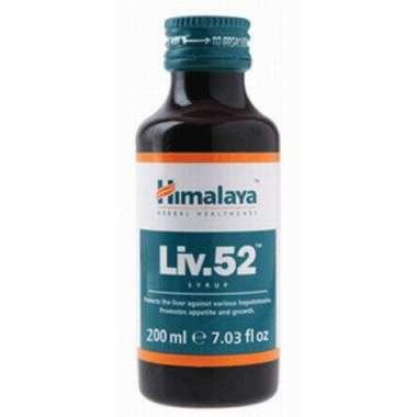 HIMALAYA LIV.52 SYRUP