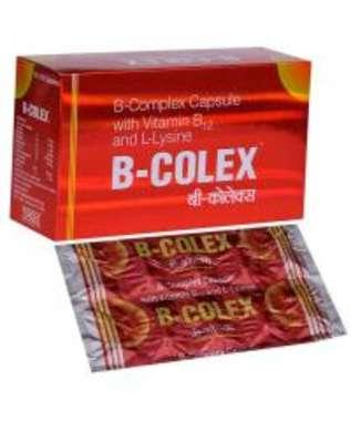 B-COLEX CAPSULE