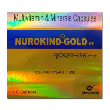 NUROKIND-GOLD RF CAPSULE