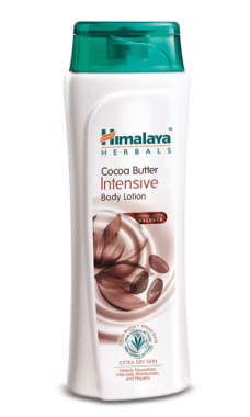 HIMALAYA COCOA BUTTER INTENSIVE LOTION