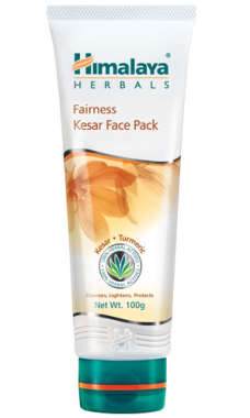 HIMALAYA FAIRNESS KESAR FACE PACK