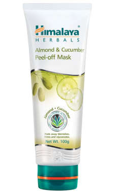 Himalaya  Almond & Cucumber Peel-Off Mask