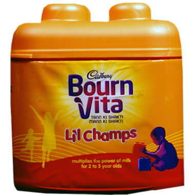 BOURNVITA LITTLE CHAMPS