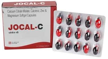JOCAL-C SOFT GELATIN CAPSULE
