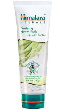 HIMALAYA PURIFYING NEEM FACE PACK