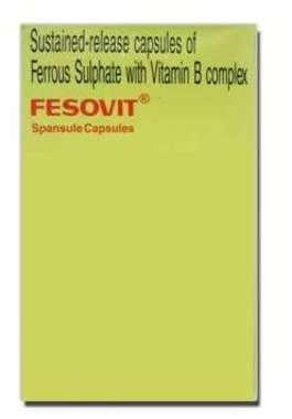 FESOVIT SPANSULE CAPSULE SR