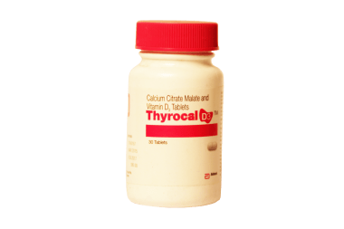 Thyrocal D3 Tablet