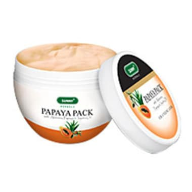 BAKSON'S Papaya Pack with Aloevera and Papaya Jojoba Oil