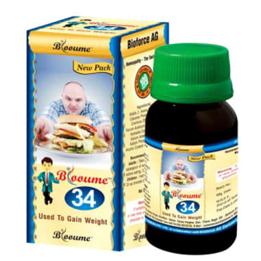 Bioforce Blooume 34 Weightosan Drop