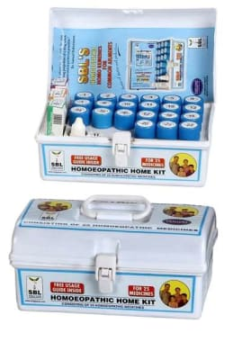SBL Homoeopathic Home Kit