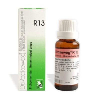 Dr. Reckeweg R13 Hemorrhoidal Drop