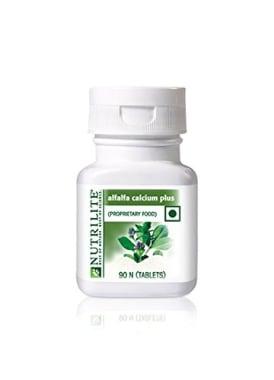 Amway Alfalfa Calcium Plus Tablet