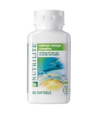 Amway Nutrilite Salmon Omega  Complex Softgels
