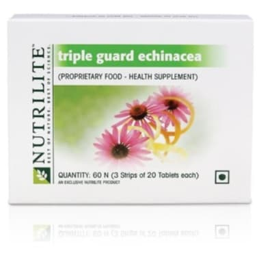 Amway Nutrilite Triple Guard Echinacea  Tablet